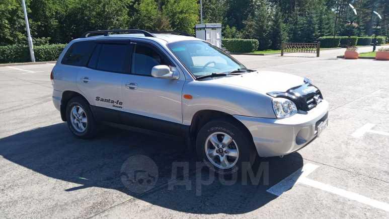 Hyundai Santa Fe Classic, 2009 год, 460 000 руб.