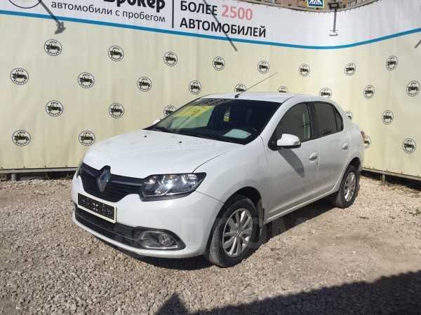Renault Logan, 2015 год, 497 000 руб.