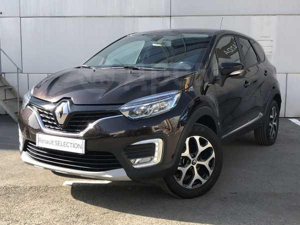 Renault Kaptur, 2018 год, 1 019 000 руб.