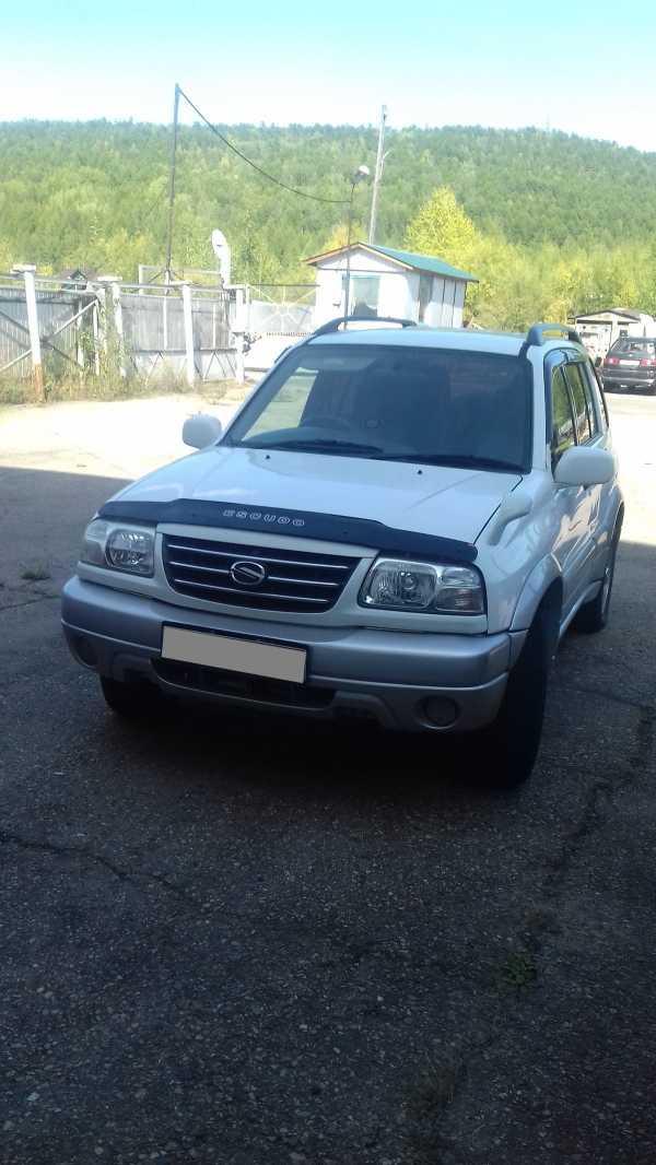 Suzuki Escudo, 1999 год, 470 000 руб.
