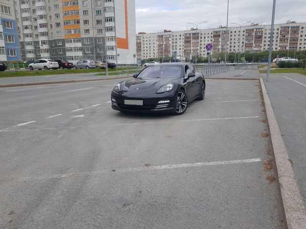 Porsche Panamera, 2010 год, 1 850 000 руб.
