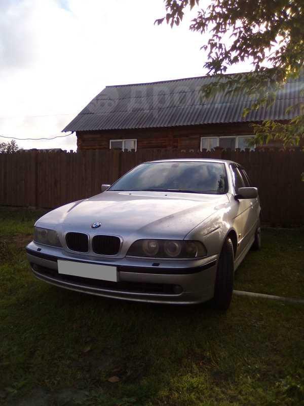 BMW 5-Series, 2003 год, 383 000 руб.