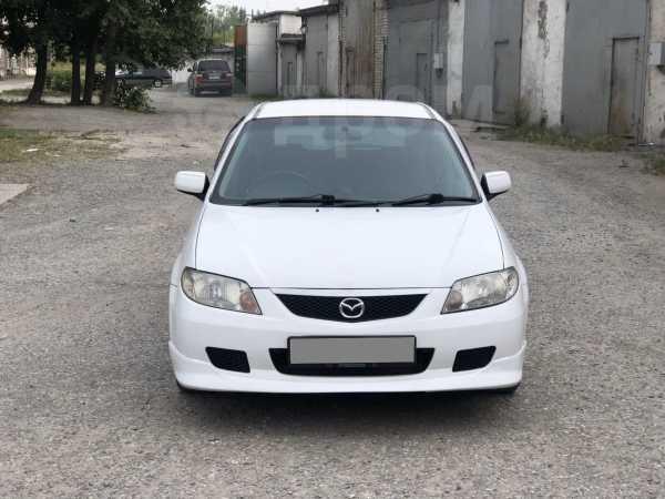 Mazda Familia S-Wagon, 2003 год, 235 000 руб.