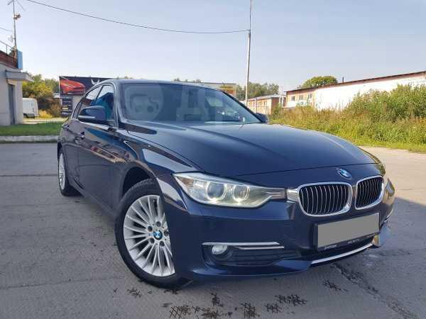 BMW 3-Series, 2014 год, 1 417 000 руб.