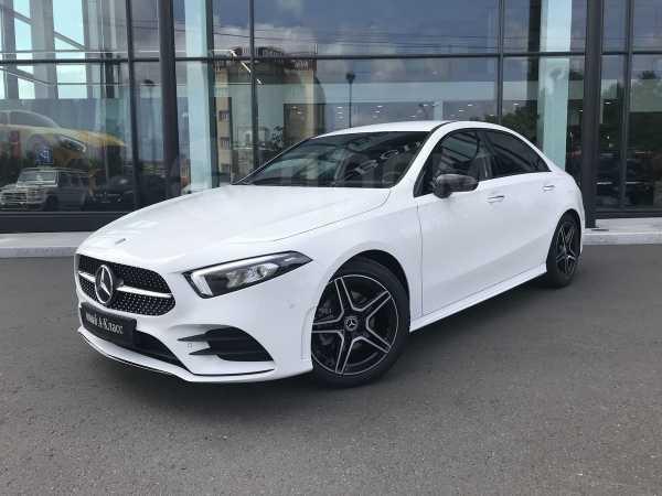 Mercedes-Benz A-Class, 2019 год, 2 568 200 руб.