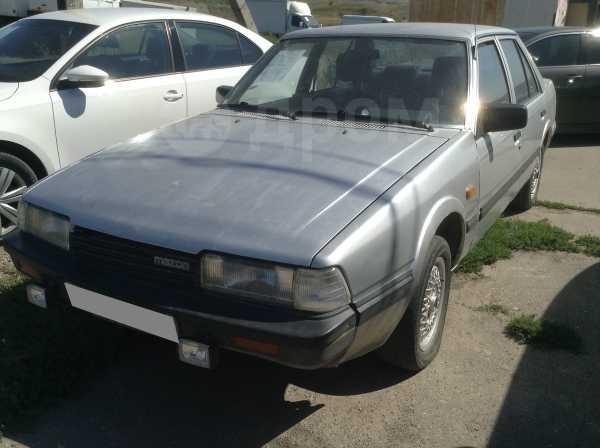 Mazda 626, 1986 год, 49 000 руб.