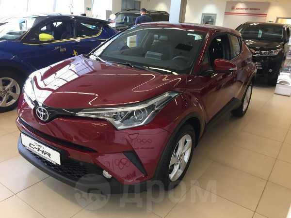 Toyota C-HR, 2019 год, 1 664 500 руб.