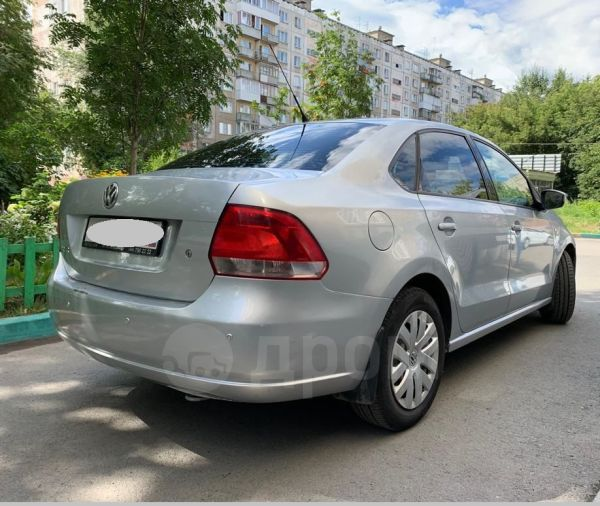 Volkswagen Polo, 2011 год, 365 000 руб.