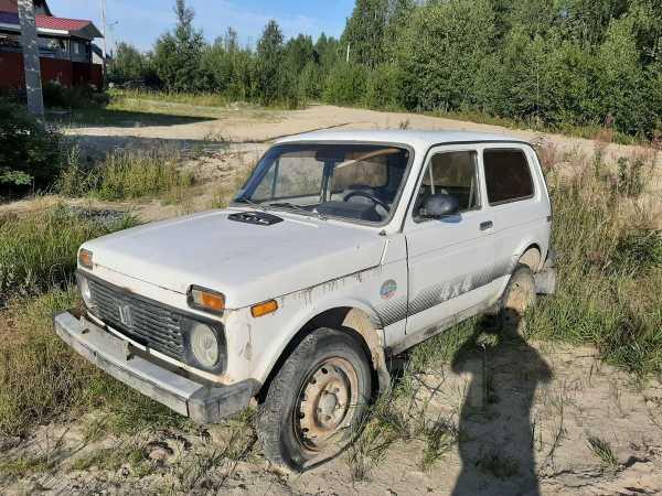 Лада 4x4 2121 Нива, 1983 год, 15 000 руб.