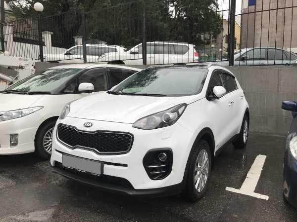 Kia Sportage, 2018 год, 1 550 000 руб.