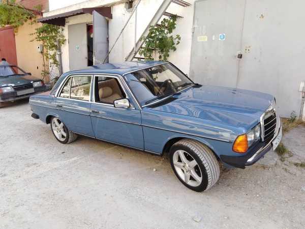 Mercedes-Benz E-Class, 1984 год, 350 000 руб.