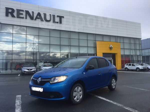 Renault Logan, 2016 год, 430 000 руб.