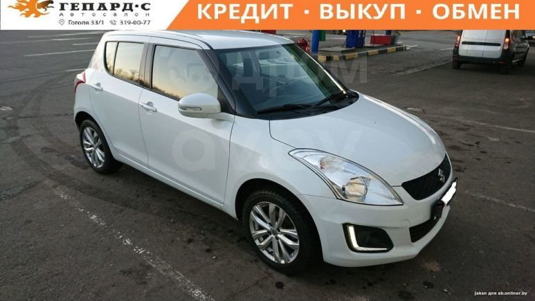 Suzuki Swift, 2013 год, 500 000 руб.