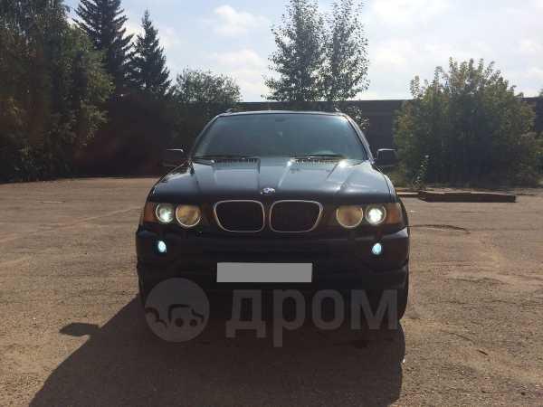 BMW X5, 2002 год, 464 000 руб.