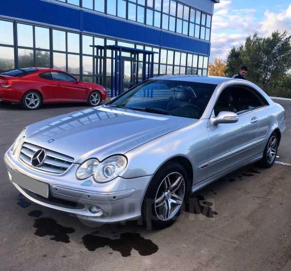 Mercedes-Benz CLK-Class, 2002 год, 415 000 руб.
