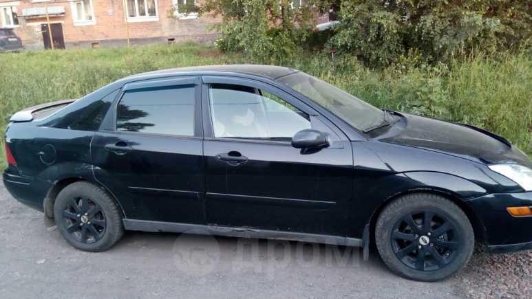 Ford Focus, 2001 год, 140 000 руб.
