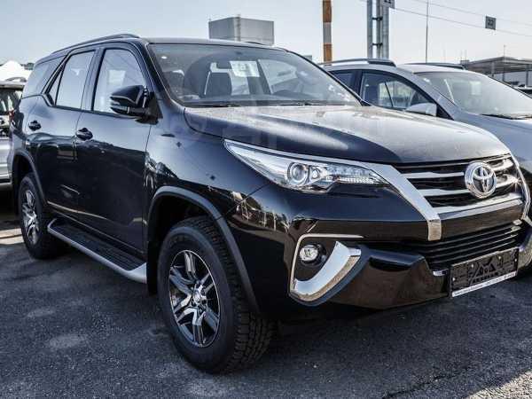 Toyota Fortuner, 2019 год, 2 803 000 руб.