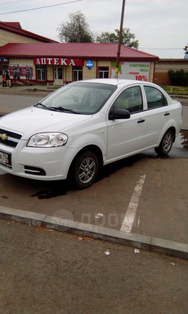 Chevrolet Aveo, 2011 год, 290 000 руб.