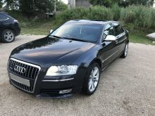 Владивосток Audi A8 2006