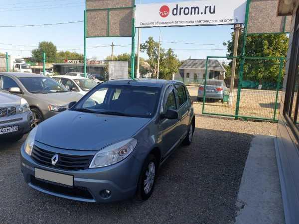 Renault Sandero, 2010 год, 318 000 руб.