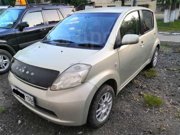 Toyota Passo, 2004 год, 250 000 руб.