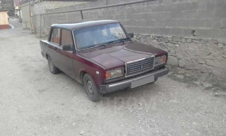 Лада 2107, 2008 год, 40 000 руб.