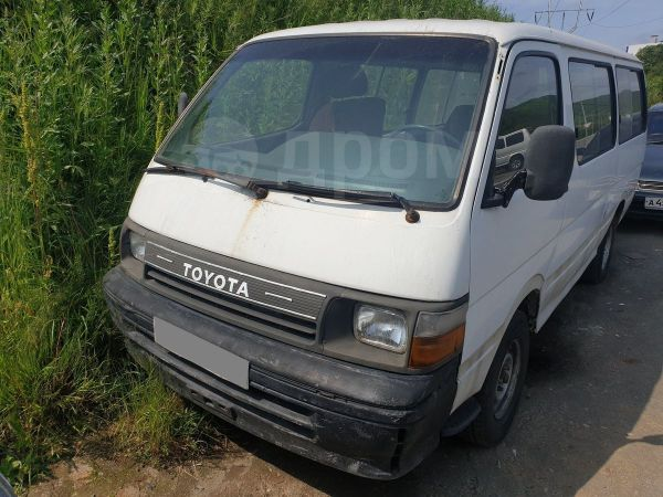 Toyota Hiace, 1991 год, 110 000 руб.