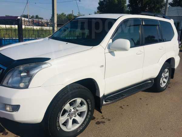 Toyota Land Cruiser Prado, 2008 год, 1 370 000 руб.