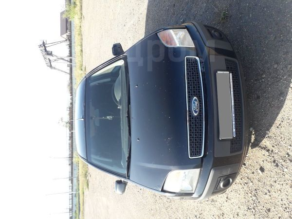Ford Fusion, 2008 год, 150 000 руб.