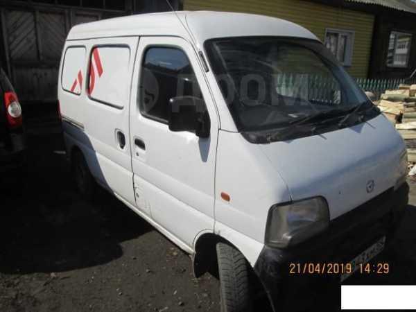 Mazda Scrum, 1999 год, 130 000 руб.