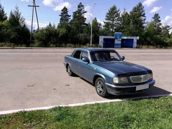 ГАЗ 3110 Волга, 2003 год, 90 000 руб.