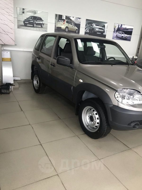 Chevrolet Niva, 2019 год, 626 000 руб.