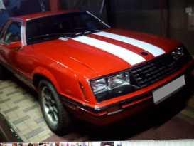 Краснодар Mustang 1985