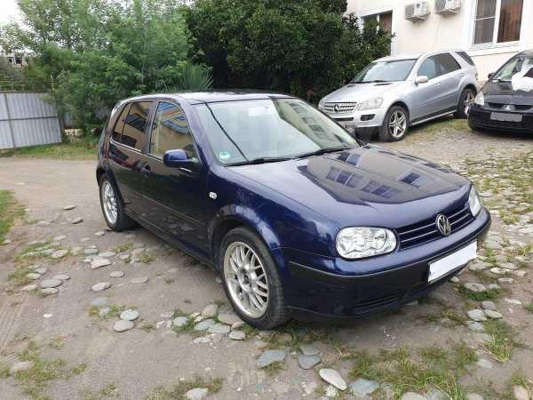 Volkswagen Golf, 2001 год, 320 000 руб.