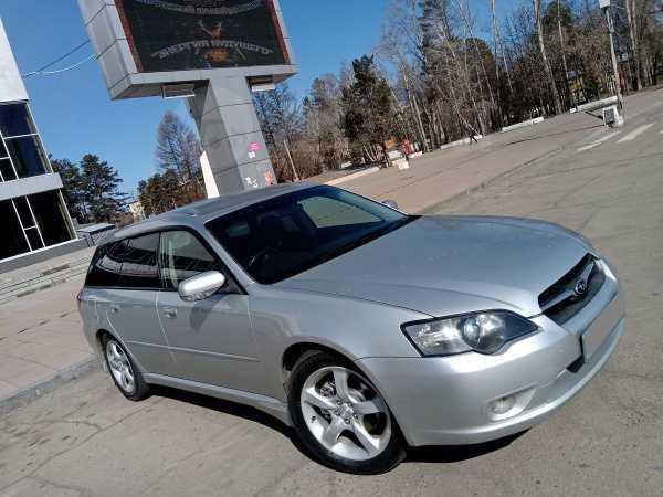 Subaru Legacy, 2003 год, 440 000 руб.