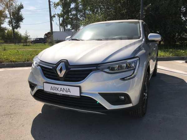 Renault Arkana, 2019 год, 1 284 219 руб.
