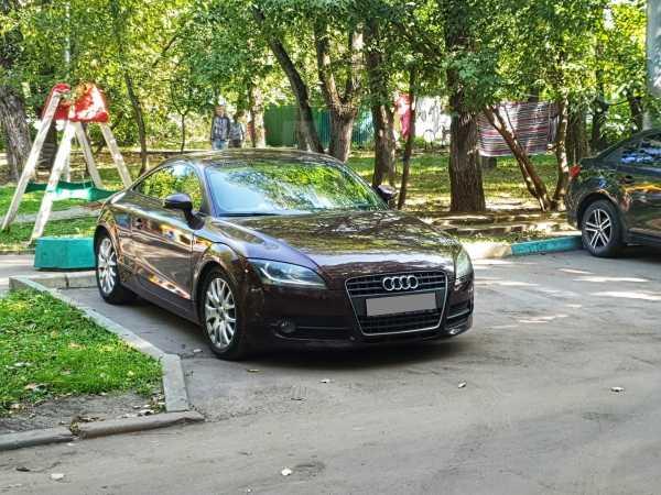 Audi TT, 2007 год, 640 000 руб.