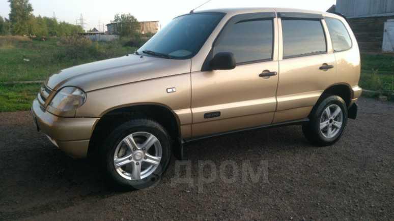 Chevrolet Niva, 2005 год, 185 000 руб.