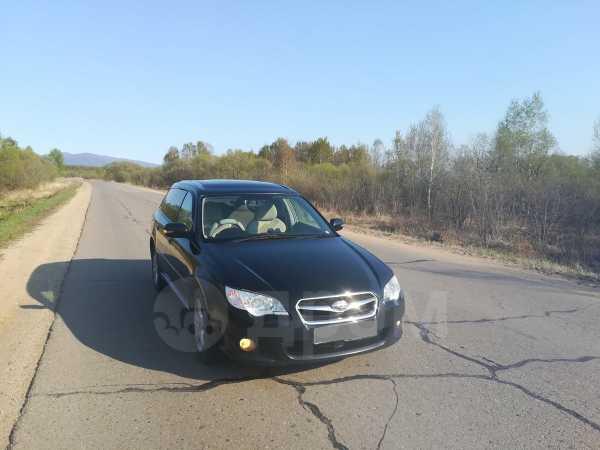 Subaru Legacy, 2008 год, 520 000 руб.