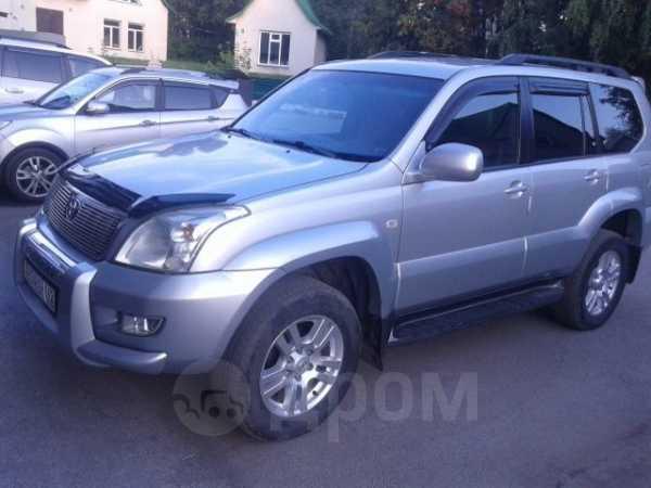 Toyota Land Cruiser Prado, 2006 год, 1 170 000 руб.
