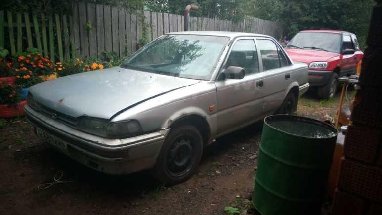 Toyota Corolla, 1990 год, 18 000 руб.