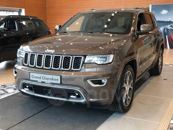 Jeep Grand Cherokee, 2019 год, 4 205 000 руб.