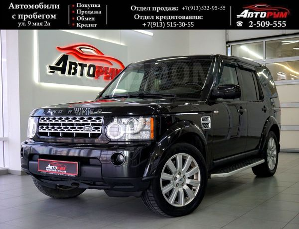 Land Rover Discovery, 2012 год, 1 337 000 руб.