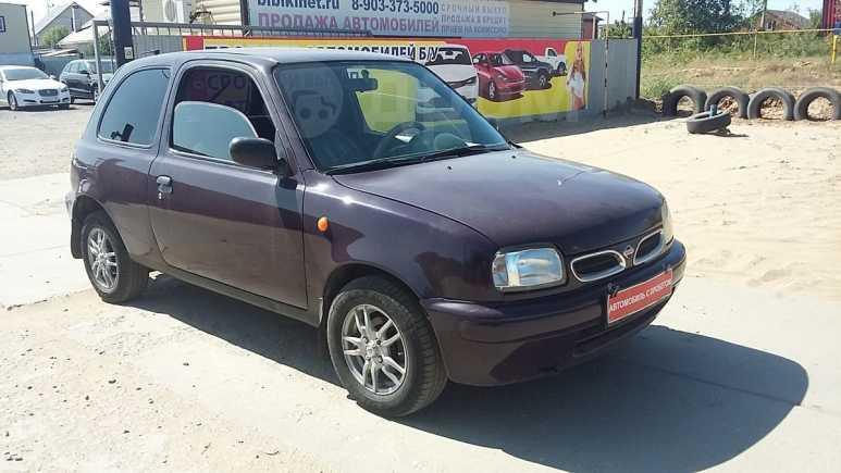 Nissan Micra, 1999 год, 133 000 руб.
