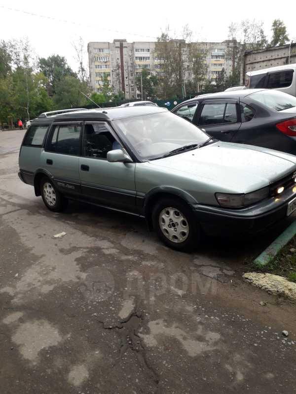 Toyota Sprinter Carib, 1989 год, 130 000 руб.