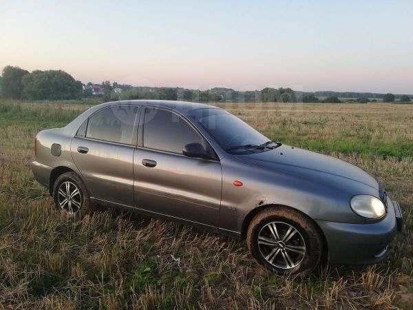 Chevrolet Lanos, 2008 год, 95 000 руб.