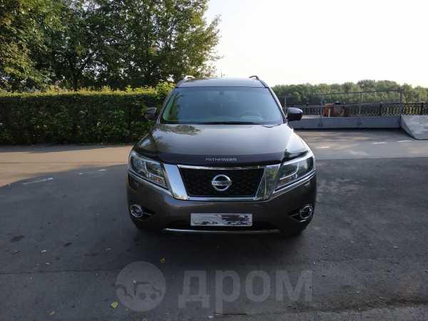 Nissan Pathfinder, 2014 год, 1 549 999 руб.