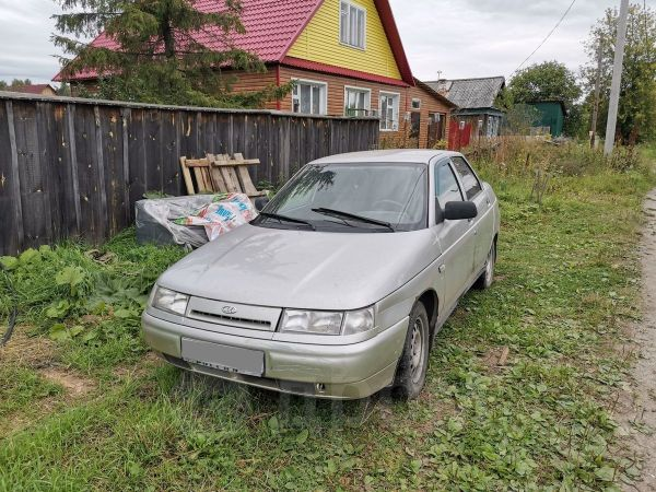 Лада 2110, 2004 год, 40 000 руб.