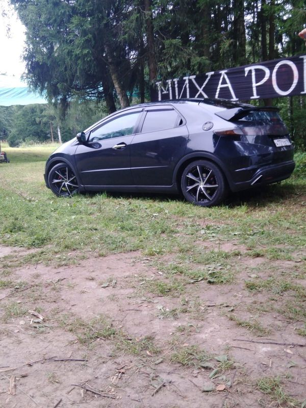 Honda Civic, 2008 год, 355 000 руб.