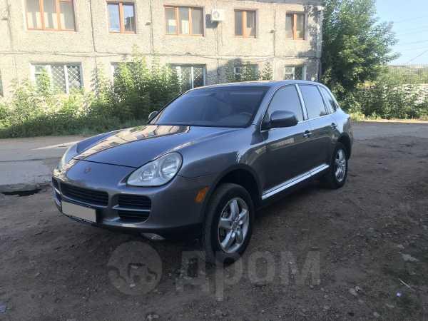 Porsche Cayenne, 2003 год, 518 000 руб.